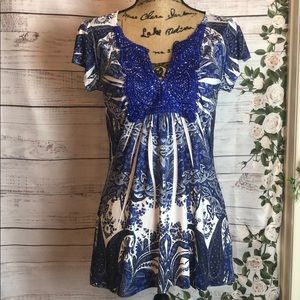 Any 2 items for $15 One World blouse